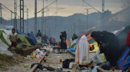 Επισήμως hotspot με χιλιάδες εγκλωβισμένους μετανάστες η Ελλάδα