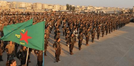 Η Ομοσπονδία των Κουρδικών Καντονιών της βορείου Συρίας είναι γεγονός