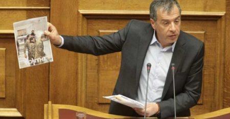 Αποκάλυψη Σ. Θεοδωράκη: Εταιρεία έλαβε €854.000 και τη δουλειά έκαναν οι φαντάροι!