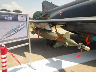 Σε χρήση από την Τουρκική Αεροπορία η κατευθυνόμενη διατρητική βόμβα ΝΕΒ