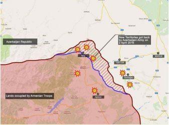 Τμήμα του Nagorny Karabakh κατέλαβαν οι Αζέροι (Video)