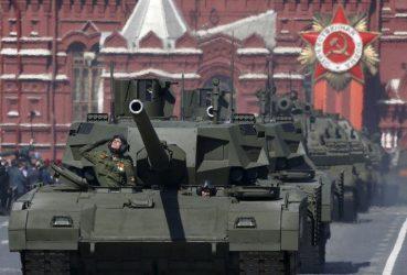 Τηλεχειριζόμενο Τ-14 Armata και Drones επί του T-15 Armata ετοιμάζει η εταιρεία Uralvagonzavod (Video)
