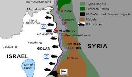 Οι ΗΠΑ συμμαχούν με την Ρωσία για να αναγκάσουν του Ισλαηλινούς να αποχωρήσουν από το Golan Heights