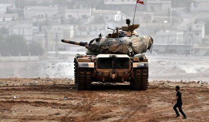 Πόλεμος της Άγκυρας: O Τουρκικός Στρατός σκοτώνει Κούρδους πολίτες στη Συρία