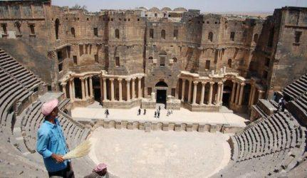 Συρία: Μια Πολιτιστική Καταστροφή χωρίς προηγούμενο