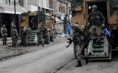 Κατεχόμενα: αποχωρούν Τούρκοι καταδρομείς