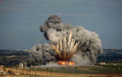 ΑΠΟΚΛΕΙΣΤΙΚΟ : Για πρώτη φορά το Ισραήλ βομβάρδισε στόχους του ISIS στη Συρία