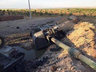 460 νεκρούς μετρούν οι Τουρκικές Δυνάμεις Ασφαλείας στον πόλεμο κατα του PKK και του ISIS