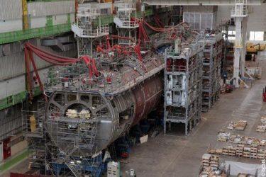Επιτυχής εγκατάσταση του ελληνικού συσσωρευτή της SYSTEMS SUNLIGHT S.A στο γαλλικό πυρηνοκίνητο υποβρύχιο SSN Suffren