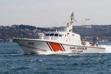 Αυτοσχέδιος εκρηκτικός μηχανισμός σε βάρκα με δύο πτώματα σκοτώνει τρείς Τούρκους Ακτοφύλακες