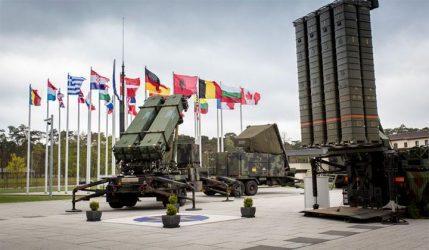 Η HQ AIRCOM παρουσιάζει τις αμυντικές δυνατότητες των Συμμάχων