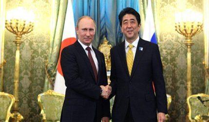Ο Abe πρόκειτε να παρουσιάσει Σχέδιο Οικονομικής Συνεργασίας Κατά τη διάρκεια της συνάντηση με τον Πούτιν