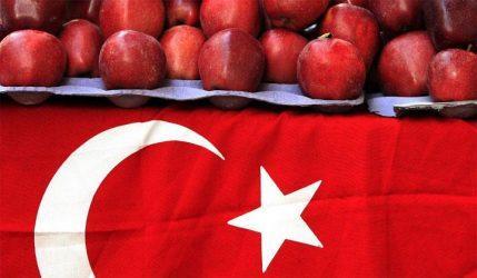 Τα τουρκικά φρούτα και λαχανικά αντιμετωπίζουν ολική απαγόρευση στη Ρωσία