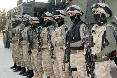 40.000 άνδρες των Ειδικών Δυνάμεων της Αστυνομίας και της Στρατοχωροφυλακής ρίχνει η Άγκυρα στον πόλεμο κατα του PKK