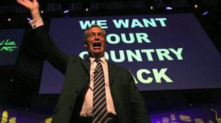 Το Brexit άνοιξε τον ασκό του Αιόλου-Aκροδεξιά και αριστερά πυροδοτούν αποσχιστικές τάσεις