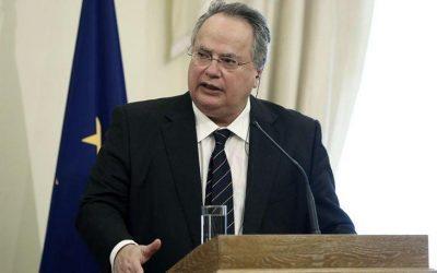 Σκληρή απάντηση Ν.Κοτζιά σε Ντ. Μπακογιάννη και Γ. Κεφαλογιάννη για την Αλβανία