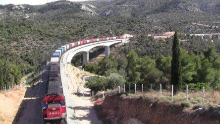 Προτεραιότητα για την κυβέρνηση η Σιδηροδρομική Εγνατία