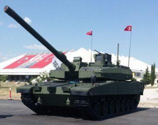 Στην Ουκρανία αναζητά η Τουρκία την τεχνογνωσία για την ανάπτυξη κινητήρων για άρματα μάχης και ελικόπτερα