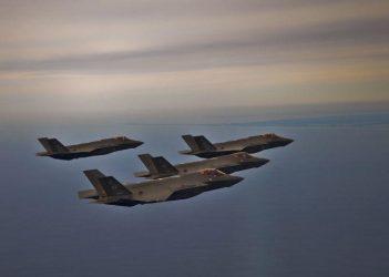 Το 2018 παραδίνονται τα δύο πρώτα τουρκικά F-35A Lightning II