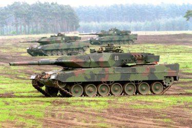 Σε τραγική κατάσταση οι Γερμανικές Ένοπλες Δυνάμεις