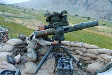 Αμερικανικής κατασκευής πύραυλος τύπου BGM-71E TOW IIA κατέρριψε το ρωσικό Μi-35M στην Παλμύρα (Video)