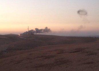 Τρία τουρκικά Μ60A3 TTS έπληξαν με πυραύλους οι μαχητές του SDF στην Β. Συρία (Video)