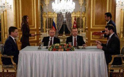 Την ανάπτυξη του Turkish Stream έως τα σύνορα με την Ελλάδα συζητούν Μόσχα και Άγκυρα