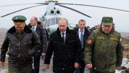 Ο Πούτιν ετοιμάζεται για παγκόσμιο πόλεμο