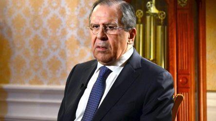 Στην Αθήνα ο Ρώσος ΥΠΕΞ Σεργκέι Λαβρόφ