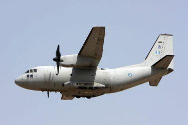 Την πορεία του προγράμματος των C-27J Spartan παρουσίασε στην Βουλή ο Π. Καμμένος