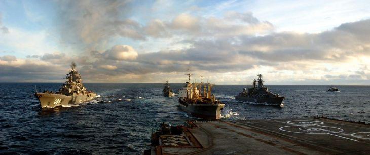 russial-flotila