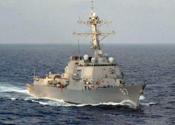 Με ιρανικούς πυραύλους Noor προσπάθησαν οι Houthi να πλήξουν το USS Mason (DDG-87) (Video);
