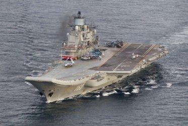 10η Νοεμβρίου, η ημέρα που η ρωσική ομάδα κρούσης του RFS Admiral Flota Kuznetsov θα πλήξει το Χαλέπι ;