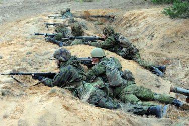 Εγχειρίδια προετοιμασίας για ρωσική εισβολή διαμοιράζει στους πολίτες η Λιθουανία