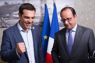 Ολάντ: «Η Ελλάδα ζήτησε από τον Πούτιν να τυπώσει δραχμές»