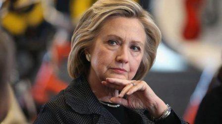 WikiLeaks: Επί πληρωμή ομιλίων της Κλίντον για την Goldman Sachs