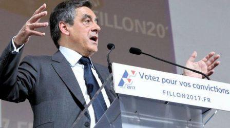 Θριαμβευτής ο Φιγιόν στις προκριματικές της γαλλικής δεξιάς