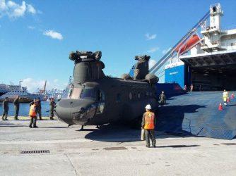 Η άφιξη των πρώτων μεταχειρισμένων CH-47D Chinook στην Ελλάδα και η επιχειρησιακή τους αξιοποίηση