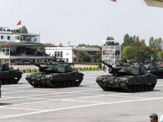 400 άρματα μάχης Leopard 2Α4 και M60Α3 θέλει να εκσυγχρονίσει η Τουρκία παράλληλα με την παραγωγή του Altay