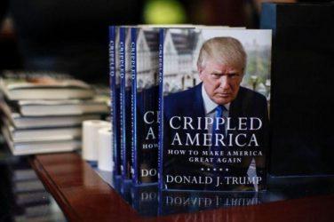 Donald J Trump:  Make America Great Again!
