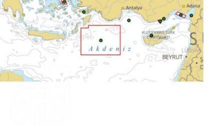 """Τουρκική άσκηση """"περικυκλώνει"""" το Καστελόριζο"""