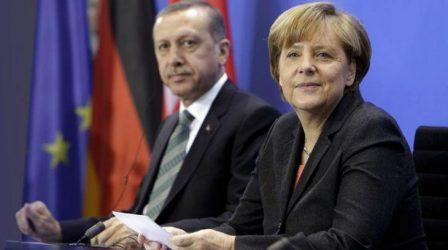 Διπλωματικό επεισόδιο Τουρκίας-Γερμανίας: Απειλεί με αντίποινα ο Ερντογάν