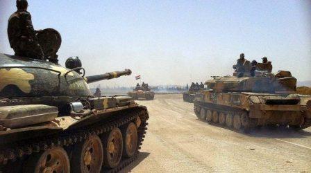 Συρία: Σφοδρές μάχες στην αλ Μπαμπ