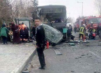 Βαρύς ο φόρος του αίματος που πληρώνει η Τουρκία λόγω της υπερφίαλης πολιτικής του Ερντογάν : 13 νεκροί Καταδρομείς στην Καισάρεια