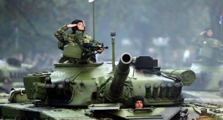 Η Σερβία Προειδοποιεί Για Στρατιωτική Επέμβαση Στο Κόσοβο
