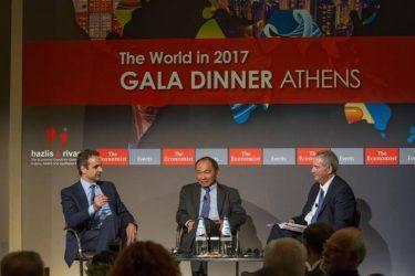 «Ο Κόσμος το 2017» όπως τον βλέπει η Ειδική Έκδοση του Economist