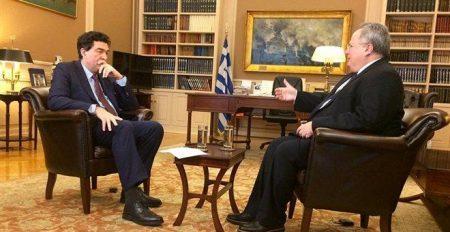 Κοτζιάς στον ΣΚΑΪ: Να σταματήσει η Τουρκία τα «παιχνίδια» – Δεν θα είμαστε πάντα ανεκτικοί