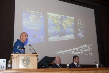 Αστροναύτης της ESA και διακεκριμένοι επιστήμονες μοιράζονται τις διαστημικές τους εμπειρίες με τους Έλληνες πολίτες