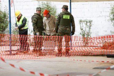 Θε σσαλονίκη:Ολοκληρώθηκε η απενεργοποίηση της βόμβας