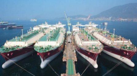 Η εισαγωγή LNG από ΗΠΑ στην Αλεξανδρούπολη αλλάζει ισορροπίες